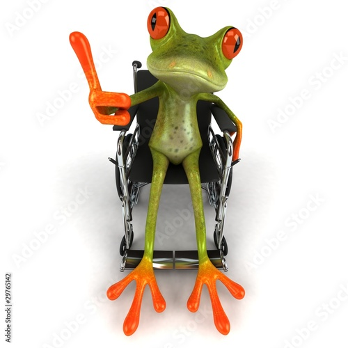 grenouille en fauteuil - Fauteuil Grenouille