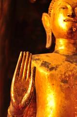 buddha in thai temple 3