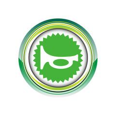 trompette instrument musique logo picto icône design symbole