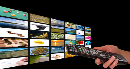 Television concept