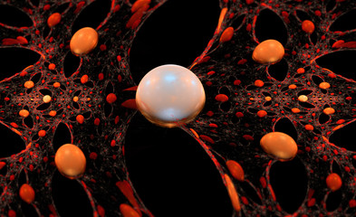 Nanomaterial - Gewebe