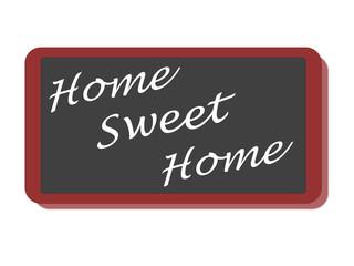 PANNEAU HOME SWEET HOME