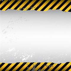 warning background