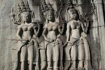 Angkor Tänzerinnen