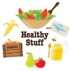 Healthy stuff 1