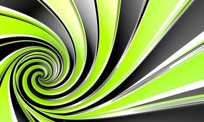 green helix