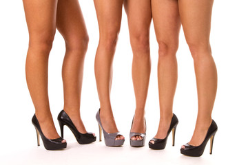 High Heeled Legs