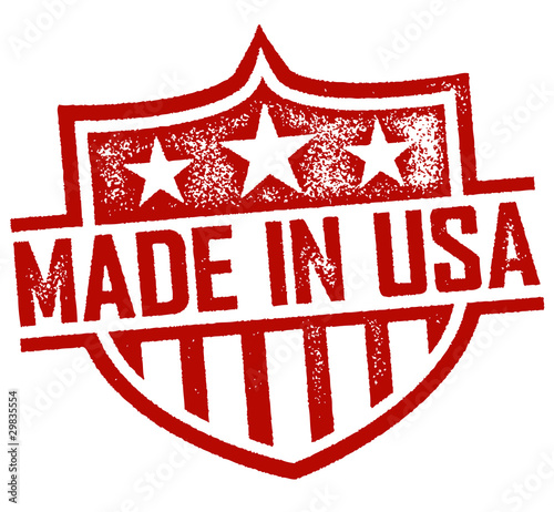Made In Usa Stamp Stock Image And Royalty Free Vector Files On