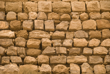 Wall at Karak Castle