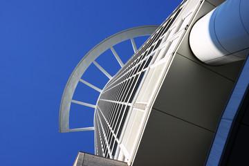 Architektur Ausblick abstrakt
