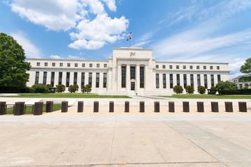 Federal Reserve Bank Building Washington DC
