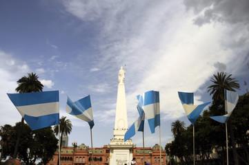 Plaza de Mayo - Buenos Aires Argentina