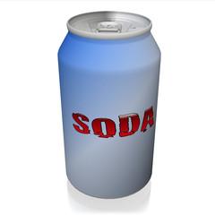 soda 3d simple