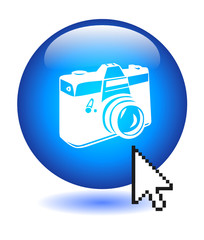 PHOTOS Button (camera web view pictures gallery photography art)