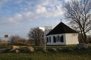 Kirche in Vitt auf Rügen