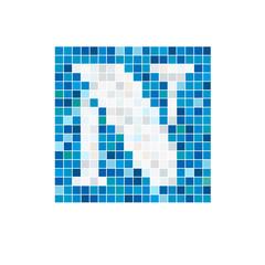 Logo letter N, spa # Vector