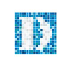 Logo letter D, spa # Vector