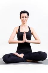 Lotussitz / Yoga