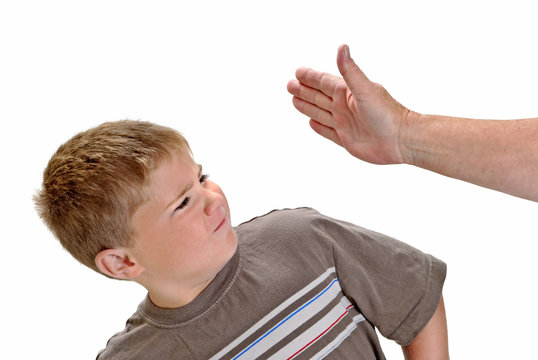 Slapping a Child