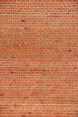 Urban red brick wall texture