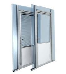 office door construction