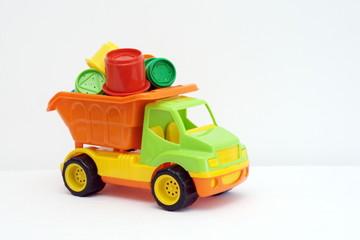 грузовик с грузом