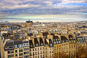 Aussicht über Paris