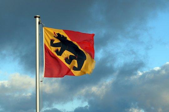 Berner Flagge - Fahne