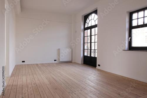 pi ce de maison de ma tre vide photo libre de droits sur la banque d 39 images. Black Bedroom Furniture Sets. Home Design Ideas