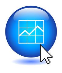 STATISTICS Web Button (data analysis graph diagram calculator)