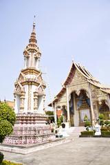 thai temple Bangkok In Thailand