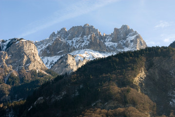 Alpine Scene, France