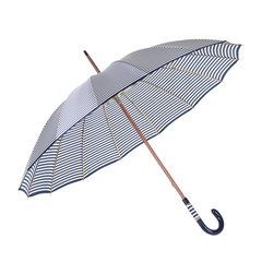 An umbrella on a white background. Isolated.