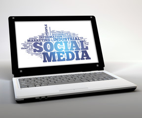 "Mobile Thin Client ""Social Media"""