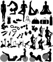 Eléménts fitness et sport