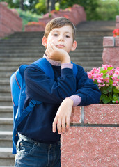 schoolboy
