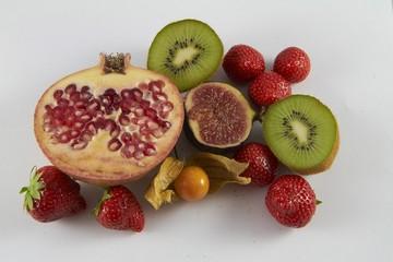 Obstdessert