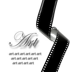 Art Film Strip