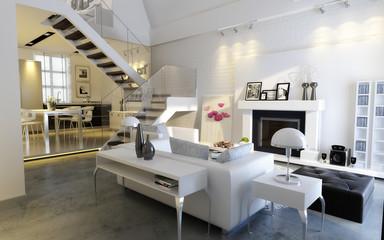 interior living-room