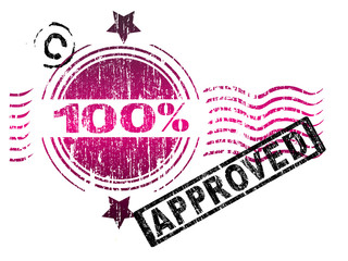 Stamps - 100% Approved