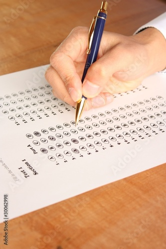 multiple choice exams To master multiple choice questions, understand how professors create them first, they select an important concept to test your understanding next, they generate the correct answer finally, they generate distractors to test how well you understand concept distractors are choices.