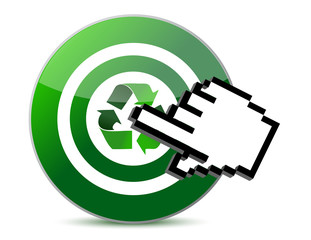 targeting recycle
