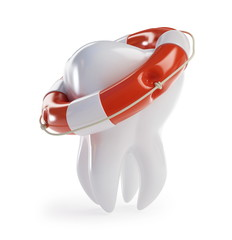 tooth help Life Buoy