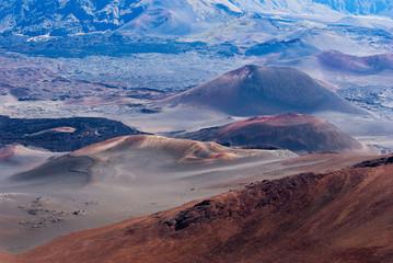 Pastel Volcanic Cindercones
