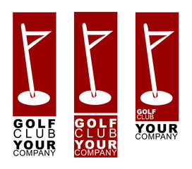 Logo Golf Club 3