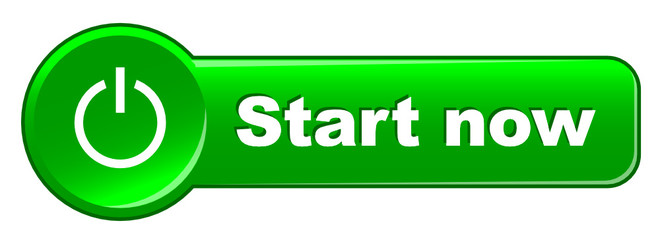 START NOW Web Button (internet power on website go click here)