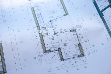 constructional drawing