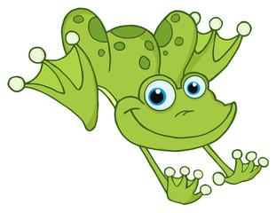 Frog Hopping Frog
