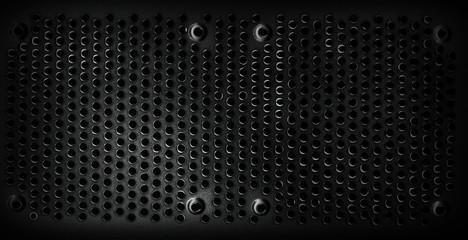 Ventilation lattice dark