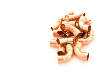 Brass instalation fittings